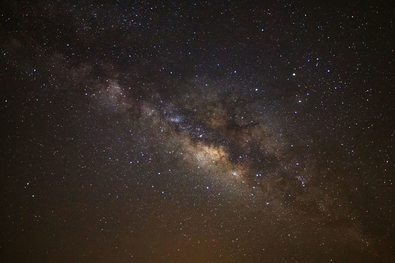 Astronomy Space Star - Space Galaxy Night Sky No People Full Frame Beauty In Nature Scenics - Nature Nature Infinity Star Constellation Tranquility Backgrounds Low Angle View Star Field Milky Way Outdoors Luminosity