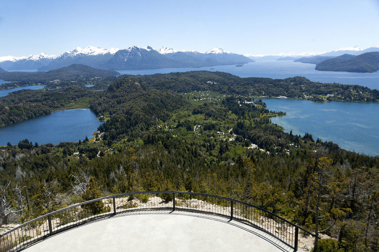 Cerro Campanario Public Balcony View to Nahuel Huapi (front right) And Moreno Lake (left) No People Lake Argentina Patagonia Patagonia Argentina Bariloche Los Andes Panoramic Panoramic View Panoramic Point Nahuel Huapi Nahuel Huapi Lake Panoramic View Argentina Bariloche Day Panoramic Point Patagonia Patagonia Argentina Sky Mountain High Angle View Scenics Mountain Range Beauty In Nature Water Outdoors Nature Tree Tranquility