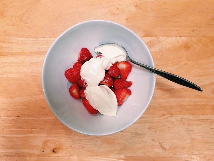 Strawberries And Cream Best Of British