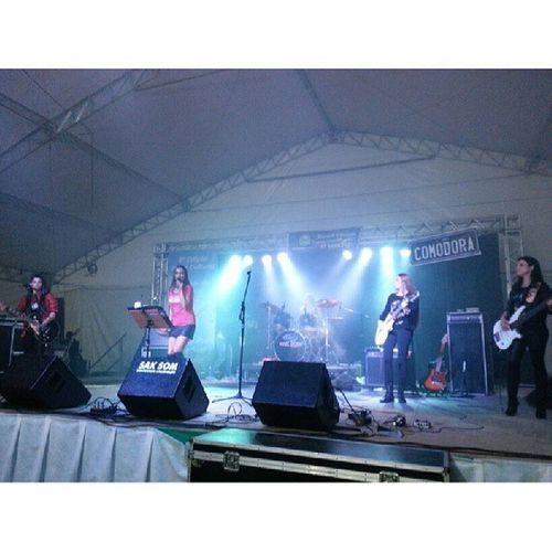 Comodorashow Rockn 'roll BADGİRLS Pity Adri Dani Carol @deisinhacomodora