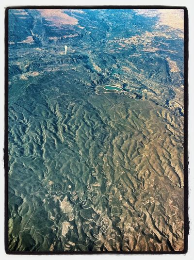 From An Airplane Window Airplane Hello World Traveling