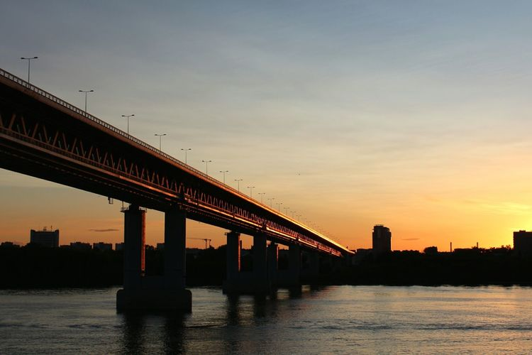 Streetphotography Sunset Sunset Silhouettes River River View Bridge Urban Geometry Cityscapes