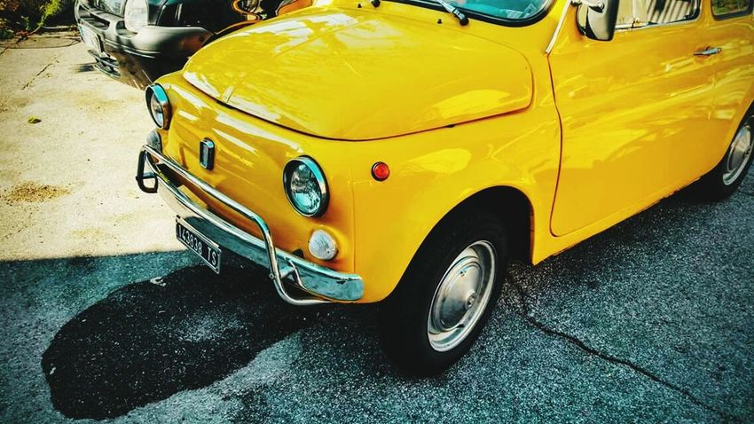 Fiat 500 Fiat Fiat500vintage Abarth Oldcars Oldcar Italy Holidays