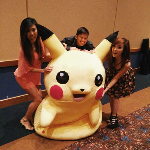We cute. Vscocam Pikachu Uta Dateauction