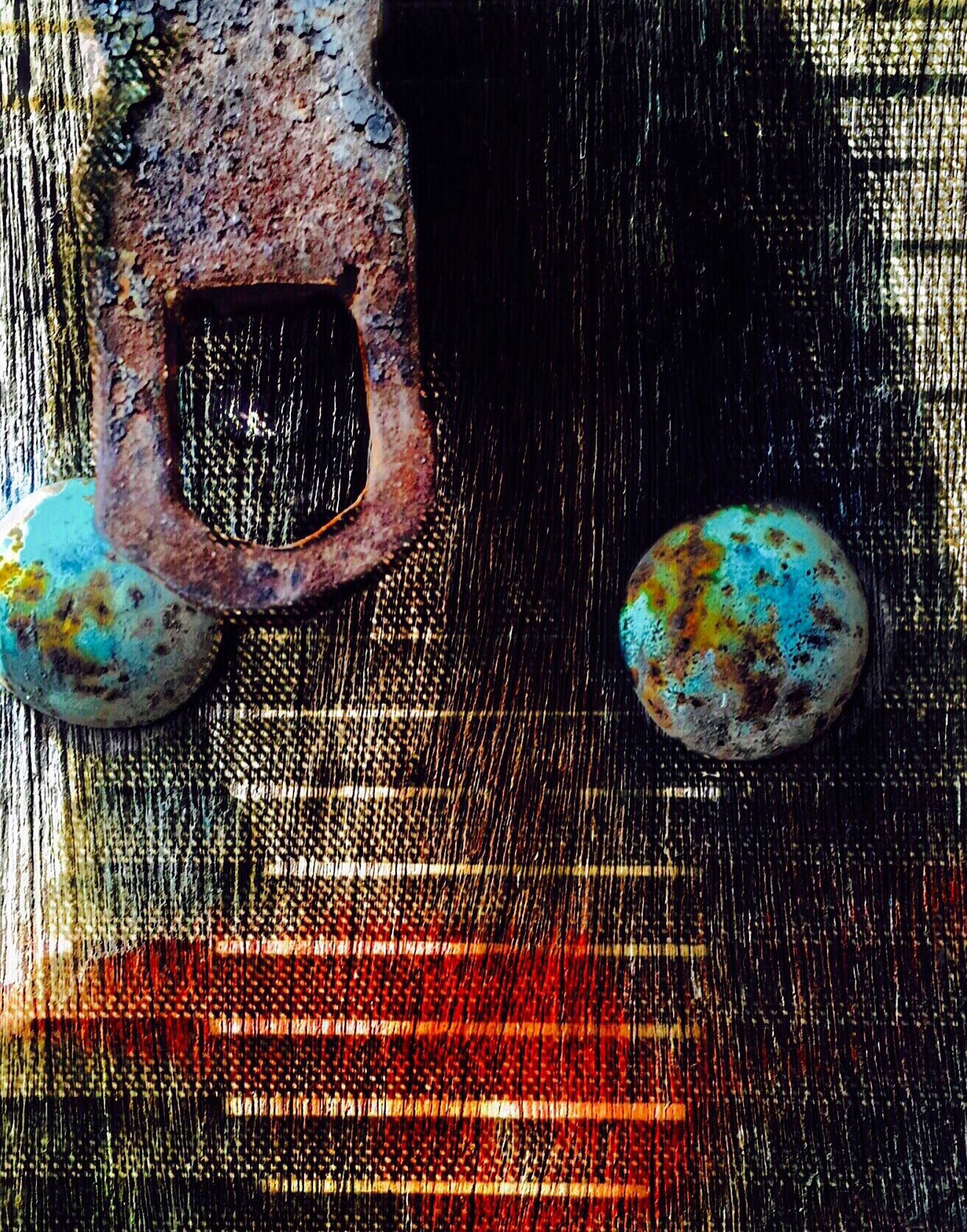 metal, metallic, wall - building feature, rusty, old, close-up, closed, door, blue, indoors, wood - material, pattern, abandoned, protection, no people, weathered, safety, security, textured, wall