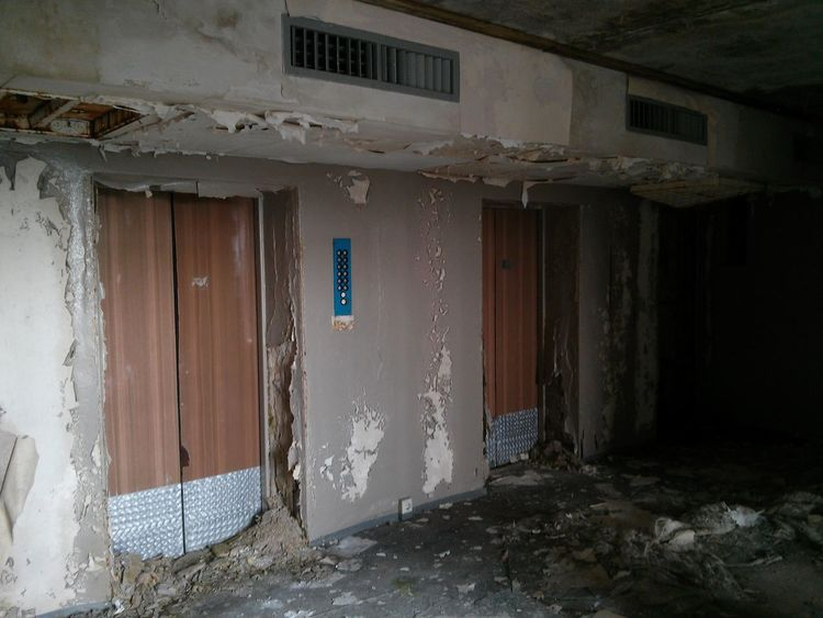 Verfall Lostplace Abandoned Places Hotel