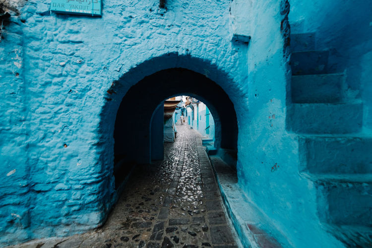 Chefchaouen Blue City Morocco The Week On EyeEm Travel Blue Blue City Chefchaouen Moroco Street Street Photography Streetphotography Travel Destinations