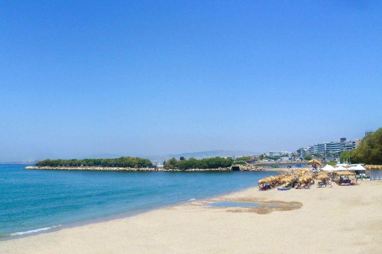 Kalamaki beach,
