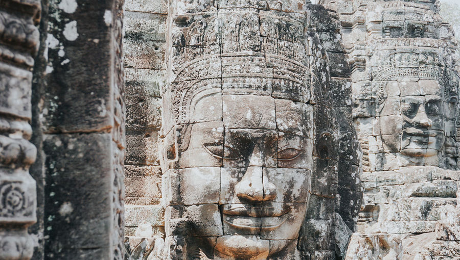 Angkor Wat, Cambodia Timeless Creations Timeless Beauty Eternal Life Full Frame Backgrounds Textured  Architecture Built Structure