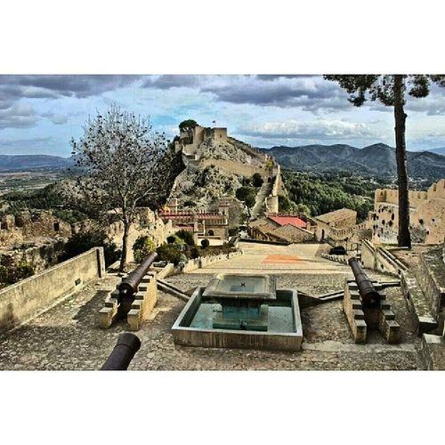 Ella La_amo Xativa Castillo castell nuves weee relax sewt viaje winter Gren