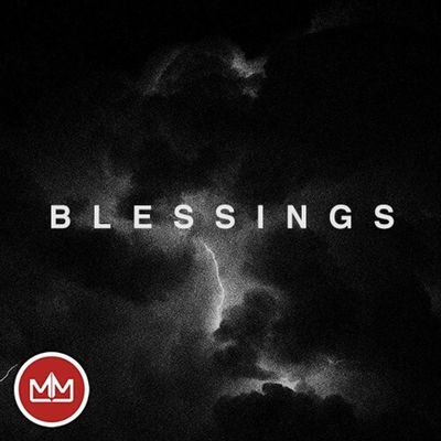Listening to @BigSean x @champagnepapi x @kanyewest Blessings using @mymixtapez app Mymixtapez im waaaaayyyyyy up I feel blessed