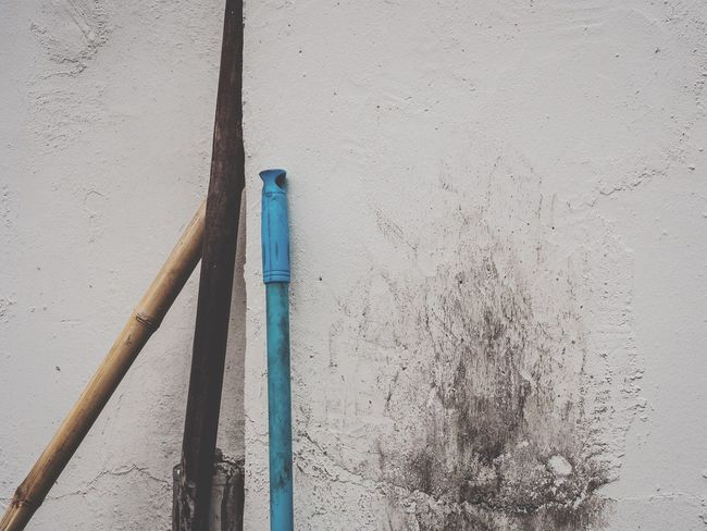 EyeEm Selects Pipe - Tube No People Day Outdoors Sand Built Structure Cleaning Equipment Close-up