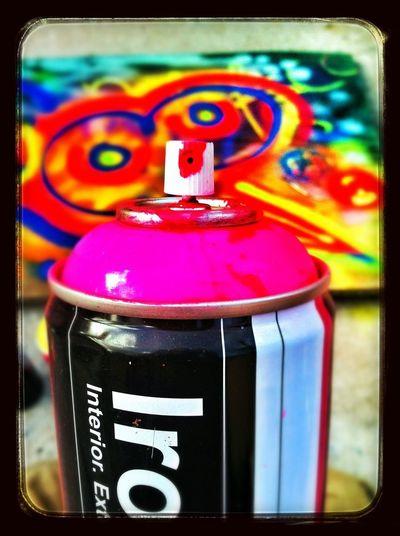 Graffiti Art At A Lecture Eye4photography