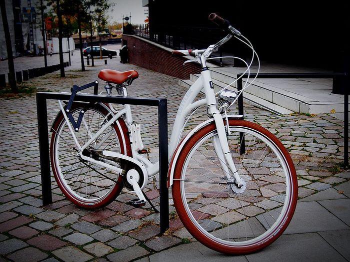 ... Riding Bike White Bike New Bike On Your Bike Steady Go