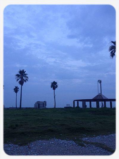 Sea Clouds And Sky 今年初の海♡