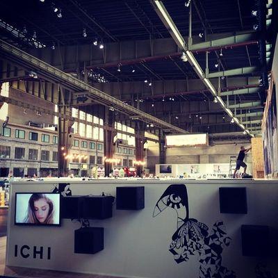 Ichi. #bbb #bbb2014 #fashion #fashionweek #design #berlin