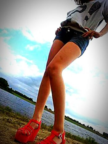 Polska Poland Sieradz My Gf Long Legs Sexi