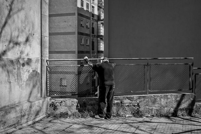 Street Monochrome Blackandwhite Monochrome_life The Human Condition
