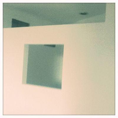 Y esta es la cabina de audio de la sala. Hipstamatic Adler9009 Blanko