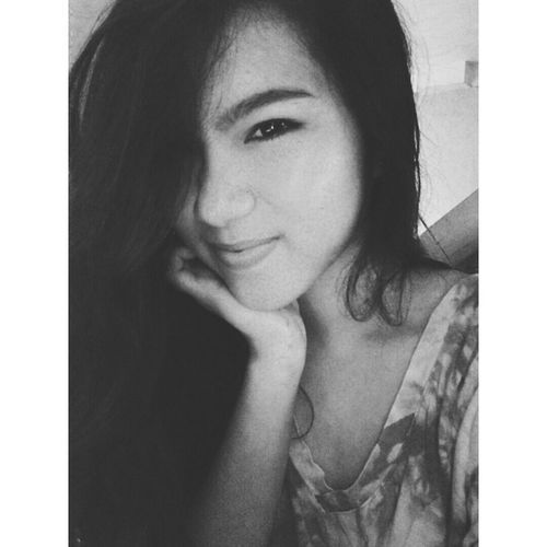Black And White Portrait Me Myself & I It's A Thousand Storys Behind This One Smile :) Smile ✌ Myself