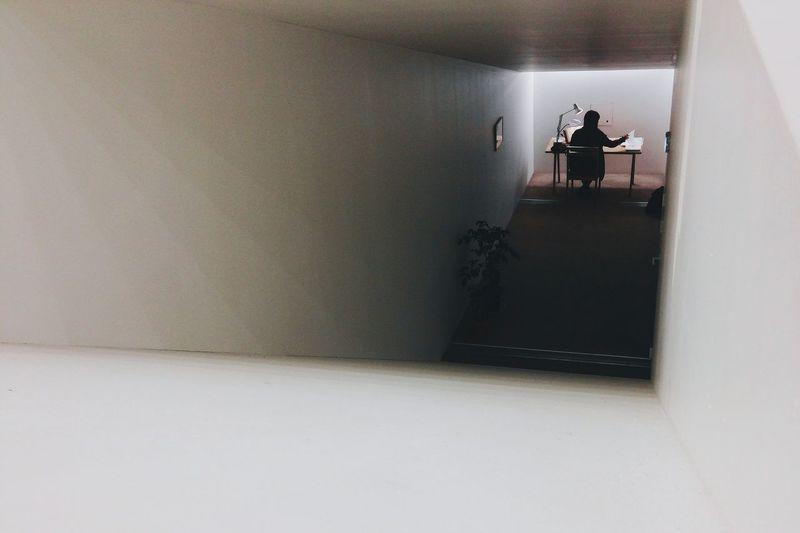MMCA Invisible And Of Love Scribe's Room 국립현대미술관 안보이는사랑의나라 필경사의 방