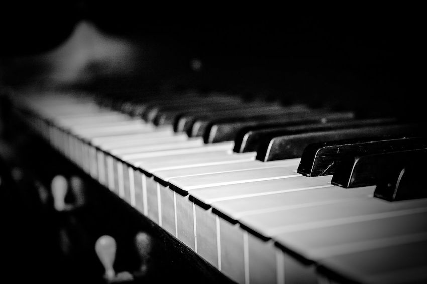 Keys Arts Culture And Entertainment Close-up Day Indoors  Music Music Musical Equipment Musical Instrument Musician No People Piano Piano Key Selective Focus