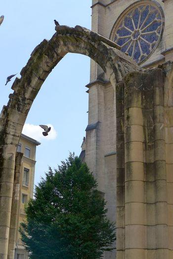2014 Ancienne Escaliers Lyon Passages Traboules Vieux Lyon  Ville