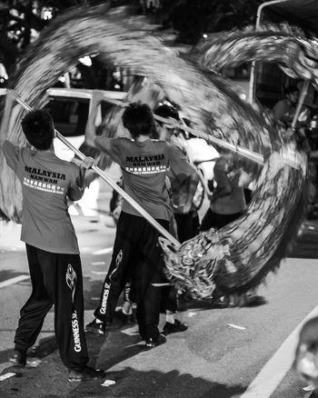 Malaysia Streetphotography Streedance DragonDance Asianculture