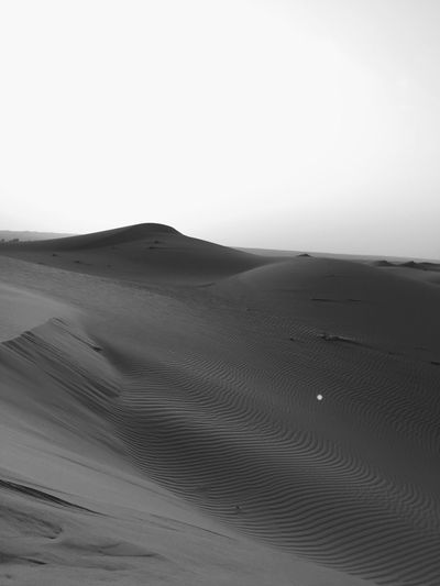 Sand Scenics - Nature Tranquility Tranquil Scene Sand Dune Nature Desert Day No People