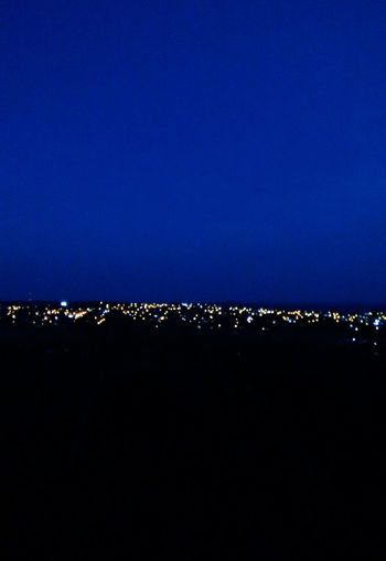 Black & Blue Brazil Sky World