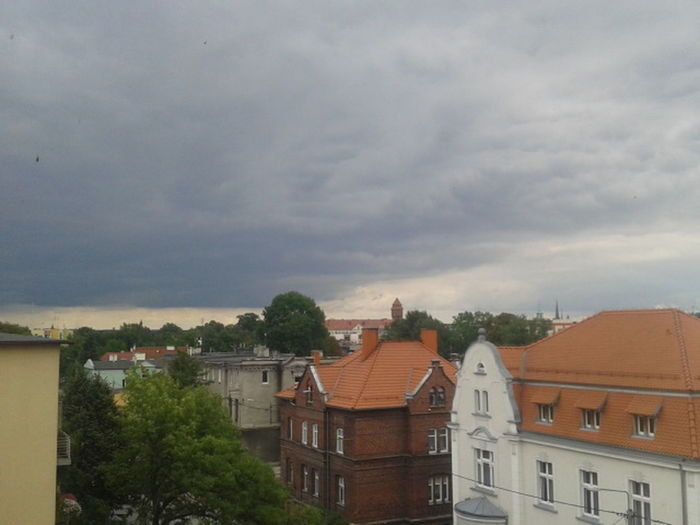 What a beautiful sky xD that s called holiday weather xD Sky And Clouds