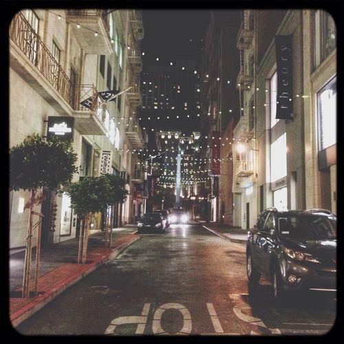 Streets Of San Francisco by Popckorn