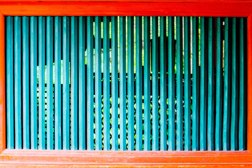 green slit at red frame Beauty Crimson Frame Green Red Shadow Shrine Shrine Of Japan Tradditional