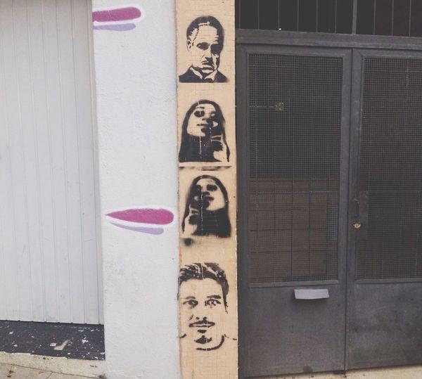 faces. Street Photography Street Art Hello World Travel Photography