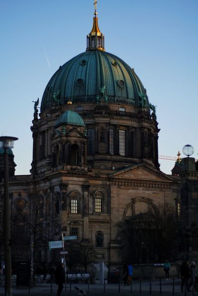 Dome Architecture Travel Destinations City Government Politics And Government Tourism Travel History Built Structure Travel Hackische Höfe A6000 Berlin, Germay EyeEmNewHere Transportation Architecture Follow4follow Berliner Dom Stones Sunset No People Politics Outdoors Day