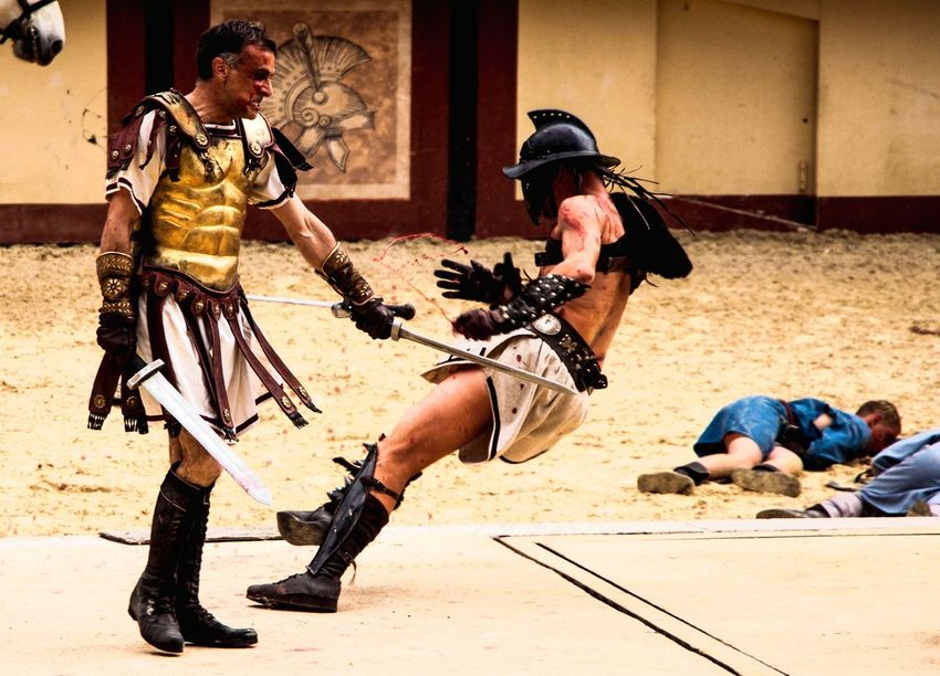 Puy Du Fou Gladiators ⚔