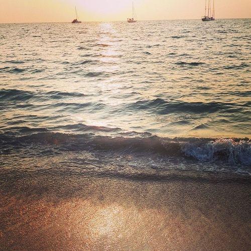 ทะเล นั้นเป็น เหมือนถิ่นของเรา