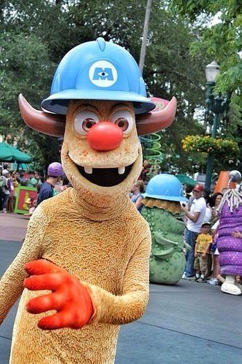 Walt Disney World Disney Walt Disney World Monsters INC