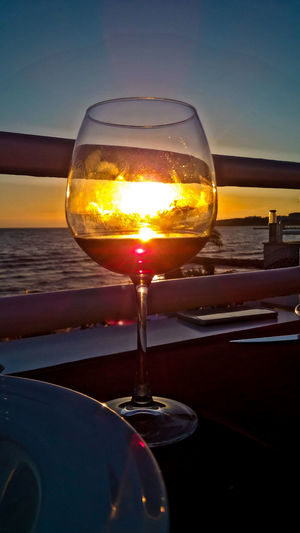 Alcohol Close-up Day Drink Drinking Glass Food And Drink Freshness Love Nature No People Outdoors Red Wine Reflection Refreshment Sun Sunlight Sunset Wine Wineglass Capture Tomorrow