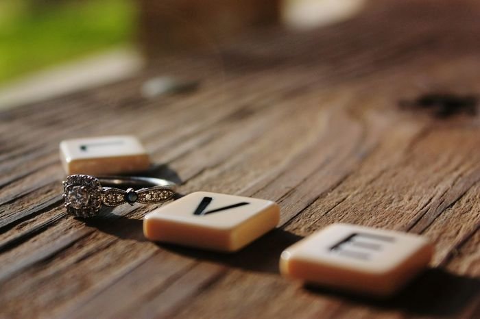Depth Of Field Engagement Photography Love ♥ Ring Love Texas Country Life Engagement Ring
