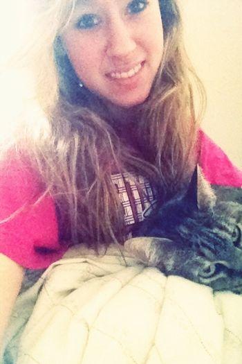 Days like these>>> #kittycat #meow