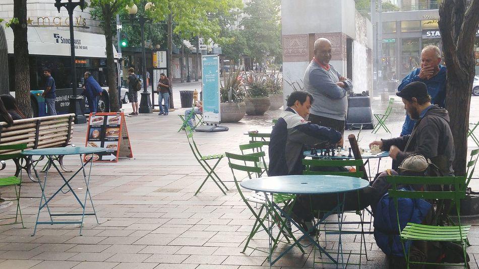 Chess Urban Chess Seattle