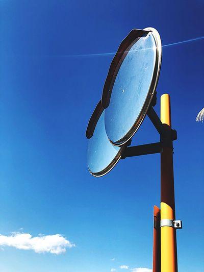 wミラー 写真好きな人と繋がりたい 青空 Photography Blue Sky Eyeemphotography EyeEm Nature Lover EyeEm Best Shots Sunlight Clear Sky Communication