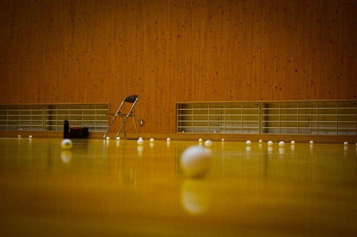 Ping Pong Sport Japan High School Summer Ball Pipe Chair Chair