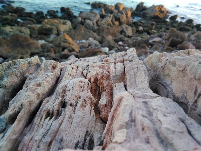 EyeEm Selects Rock - Object Rock Formation Nature Geology Outdoors No People Day Beach Beauty In Nature Landscape Rock Hoodoo Sand Scenics Sky Desert