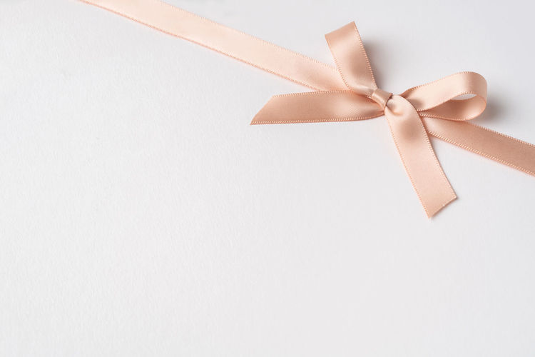Bow Ribbon Pink