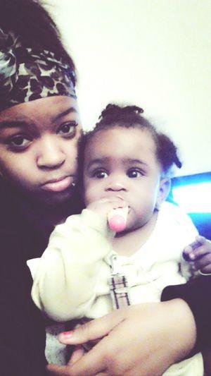 mee && my niece My Beautiful Niece