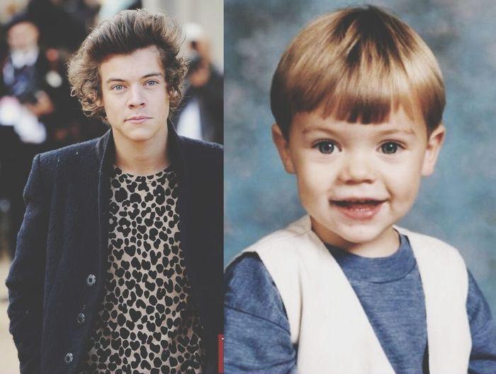Harry Styles Baby 2014 Cute