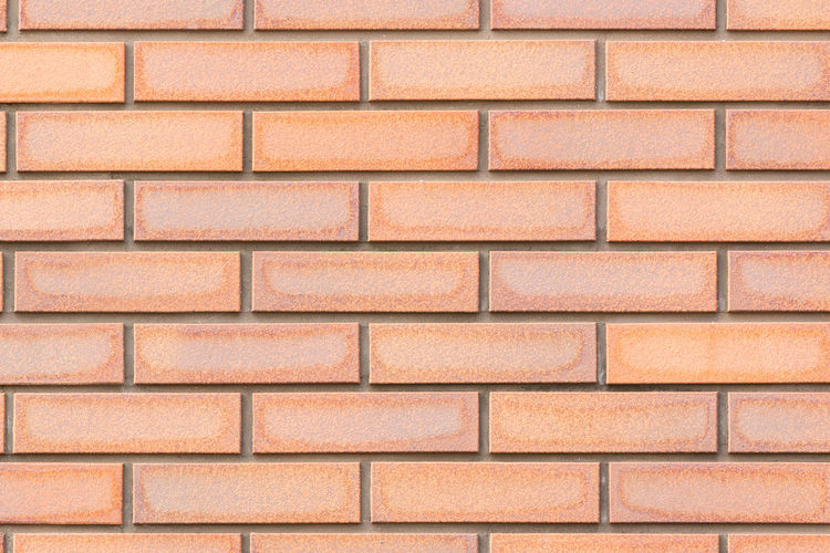 Black brick wall pattern texture for background.
