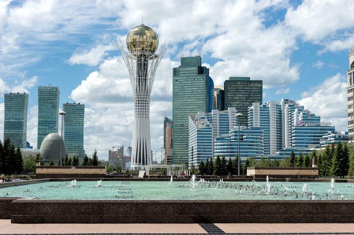 Astana I 2017 Architecture Astana Building Exterior Cityscape Kazakhstan Peter_lendvai Phototrip Sky Travel